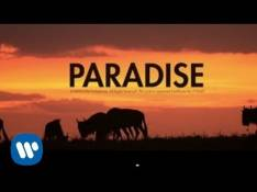 Coldplay - Paradise Letra
