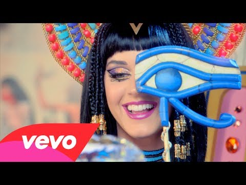Katy Perry - Dark Horse Letra