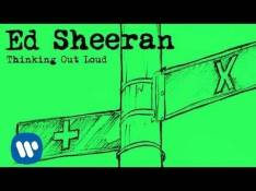 Ed Sheeran - Thinking Out Loud Letra