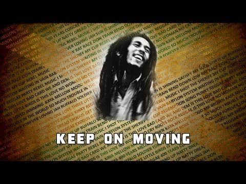 Keep On Moving video