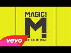 Magic! - Little Girl Big World Letra