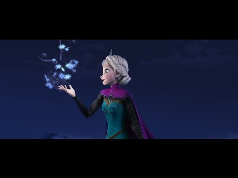 Idina Menzel - (Disney's Frozen) Let It Go Letra