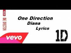 One Direction - Diana Letra